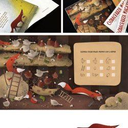 Bertothy Ágnes illusztrációja a Csodaceruzában